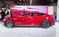 Tesla Automatic Car Display 18 Free Car Hd Wallpaper