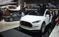 Tesla Automatic Car Display 21 Wide Wallpaper
