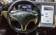 Tesla Automatic Car Display 24 Background