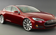 Tesla Automatic Car Display 30 Wide Wallpaper