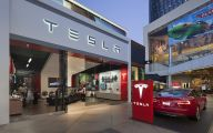 Tesla Automatic Car Display 38 Wide Car Wallpaper