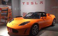 Tesla Automatic Car Display 41 Cool Wallpaper