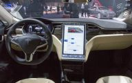 Tesla Automatic Car Display 7 Free Car Wallpaper