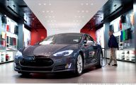 Tesla Private Cars 36 Background Wallpaper