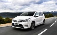 Toyota 2016 Model 9 Widescreen Wallpaper