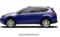 Toyota Blue Color 15 Car Background