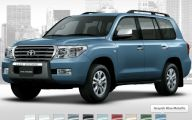 Toyota Blue Color 2 Free Wallpaper