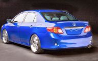 Toyota Blue Color 34 High Resolution Car Wallpaper