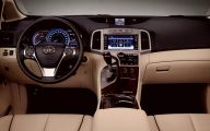 Toyota Interior 11 Background Wallpaper