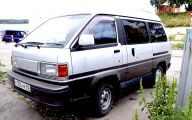 Toyota Lite Ace 32 Car Background Wallpaper