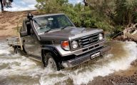 Toyota Pick Up Series 12 Car Background Wallpaper
