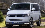 Volkswagen Mini Van 29 Widescreen Wallpaper