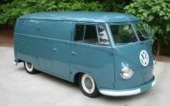 Volkswagen Mini Van 3 Cool Wallpaper