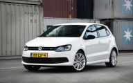 Volkswagen Polo 1 Desktop Background