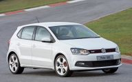 Volkswagen Polo 12 Widescreen Car Wallpaper