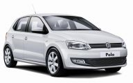 Volkswagen Polo 13 Car Desktop Background