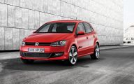Volkswagen Polo 16 Car Desktop Wallpaper