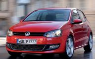 Volkswagen Polo 20 Wide Car Wallpaper
