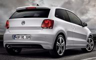 Volkswagen Polo 24 Car Desktop Background