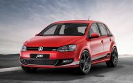 Volkswagen Polo 26 Car Desktop Background