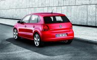 Volkswagen Polo 35 Widescreen Car Wallpaper