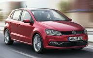 Volkswagen Polo 36 Background Wallpaper