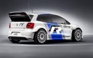 Volkswagen Polo 37 Desktop Background