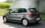 Volkswagen Polo 5 Car Background
