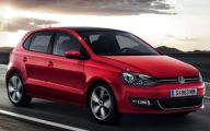 Volkswagen Polo 6 High Resolution Wallpaper
