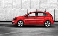 Volkswagen Polo 7 Widescreen Wallpaper