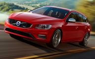 Volvo Cars S60 16 Car Desktop Background