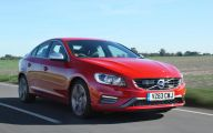 Volvo Cars S60 18 Car Background