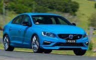 Volvo Cars S60 43 Car Background