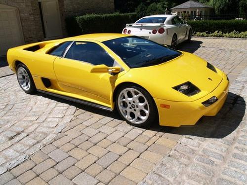 2001 Lamborghini Diablo 28 Cool Car Wallpaper ...