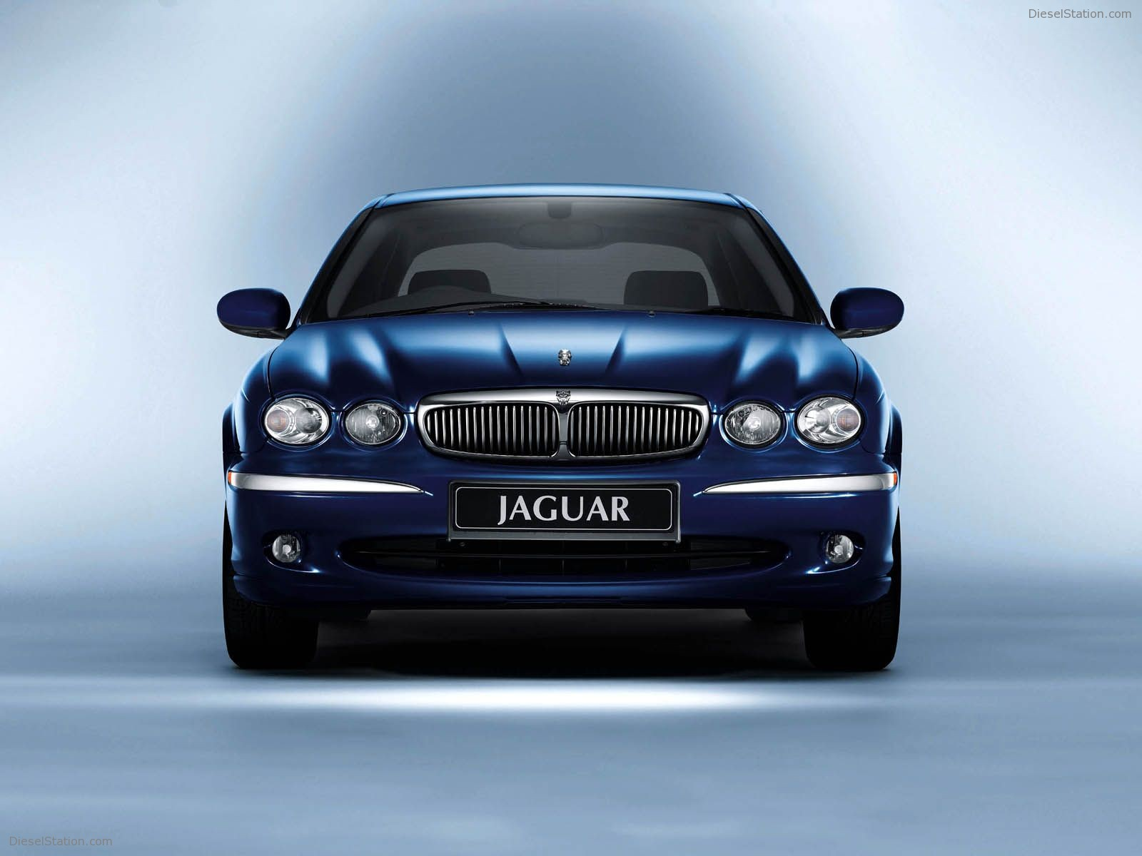 2008 Jaguar X-Type 28 Background Wallpaper