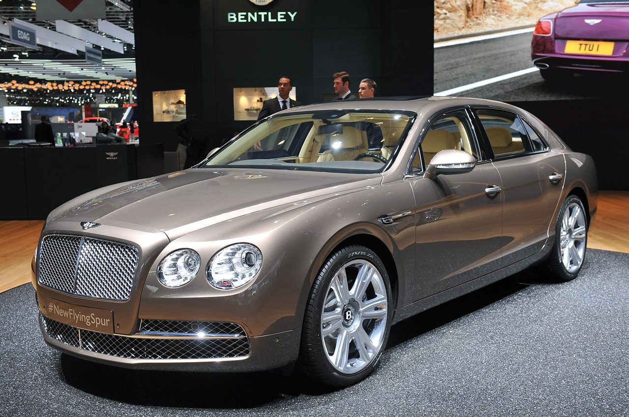 2014 bentley flying spur 35 car background. Black Bedroom Furniture Sets. Home Design Ideas