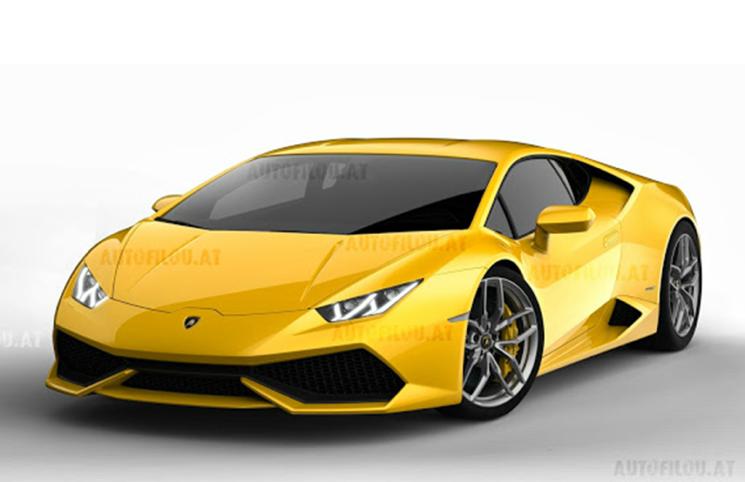 2014 Lamborghini  Gallardo 33 Wide Car Wallpaper