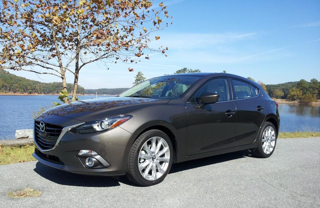 2014 Mazda 3 10 Widescreen Car Wallpaper