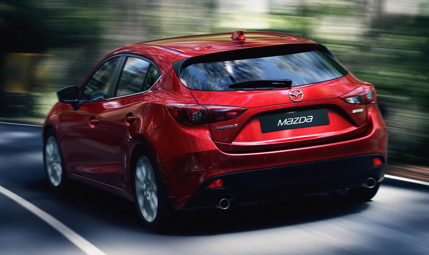 2014 Mazda 3 31 Widescreen Car Wallpaper