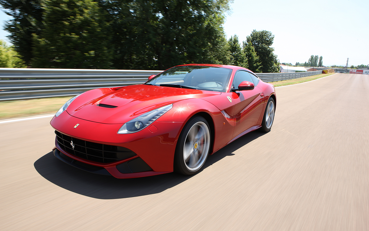 2015 Ferrari  F12 Berlinetta 1 Free Hd Car Wallpaper