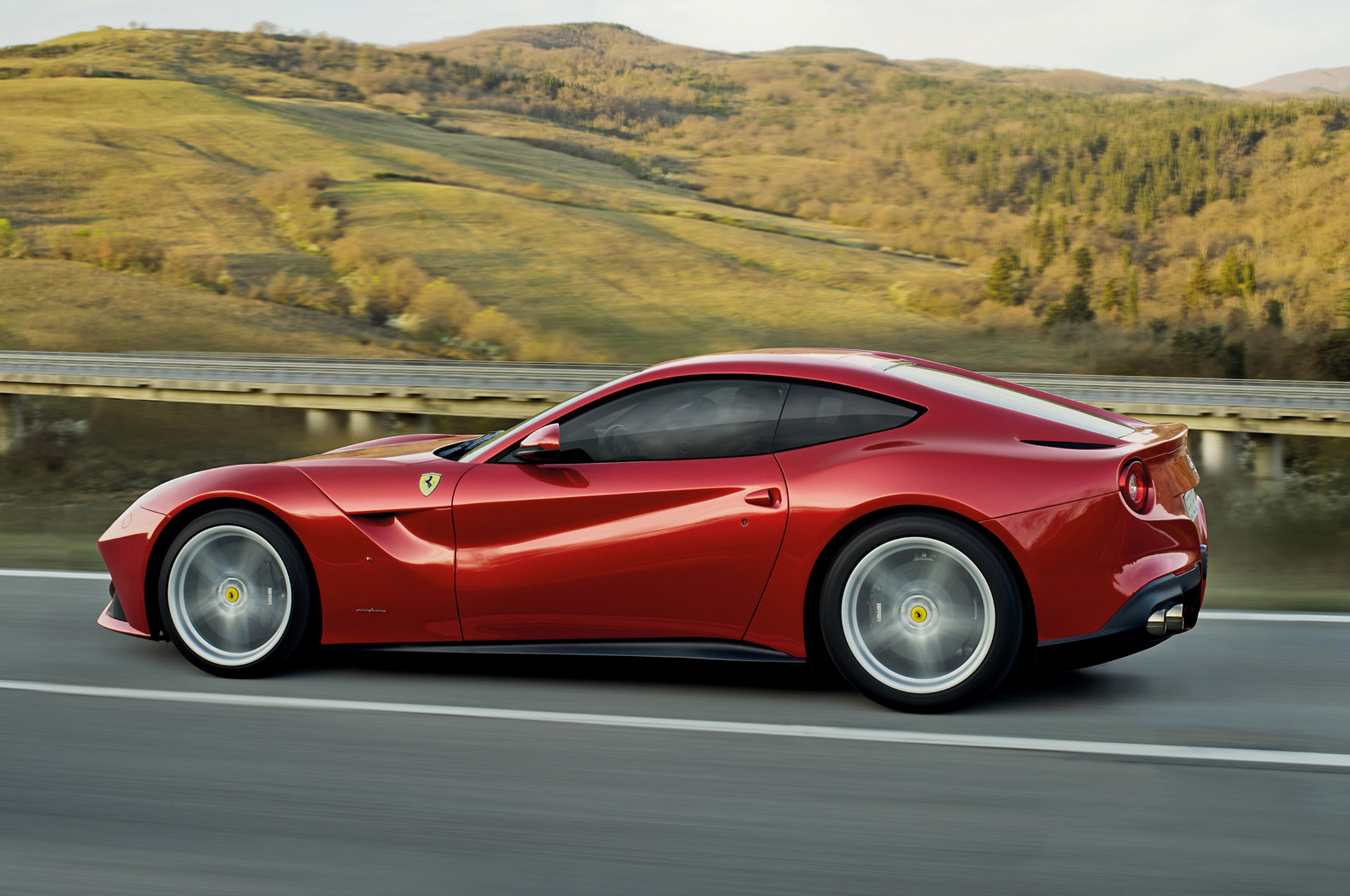 2015 Ferrari F12 Berlinetta 27 Car Background