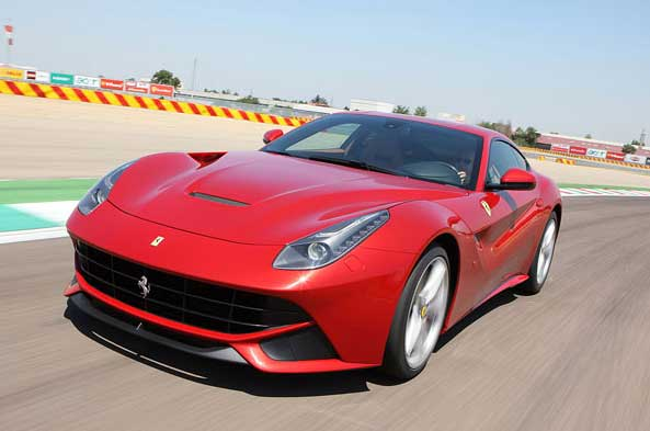2015 Ferrari  F12 Berlinetta 36 Cool Hd Wallpaper