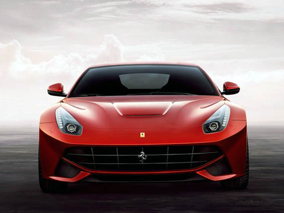 2015 Ferrari  F12 Berlinetta 7 Cool Car Wallpaper