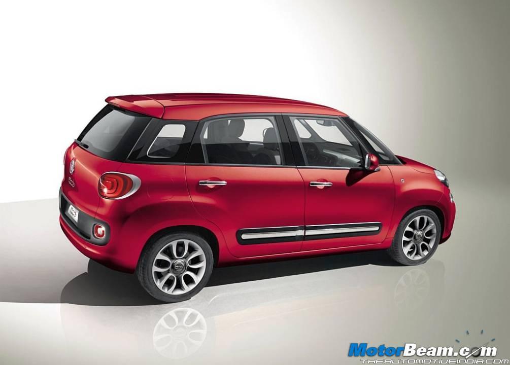 2015 Fiat 500L 40 Cool Car Wallpaper