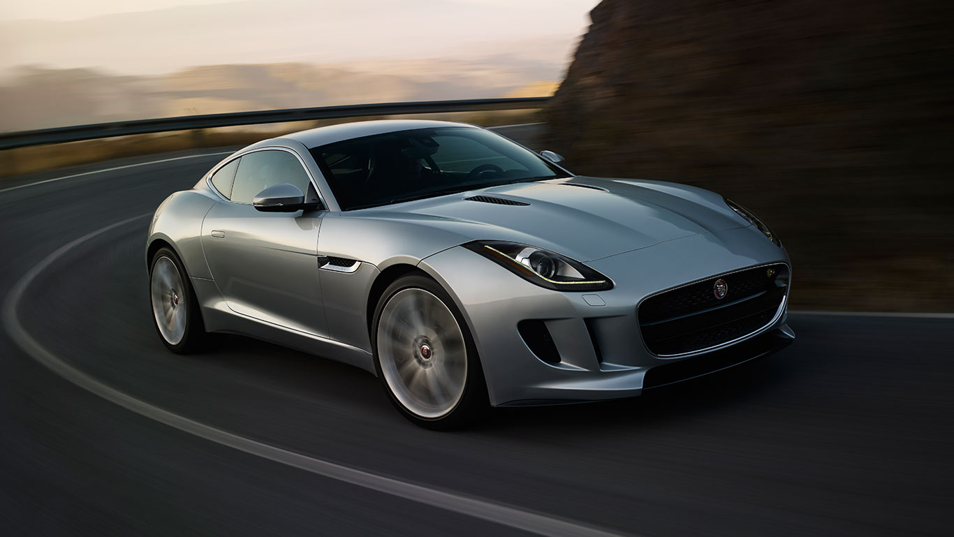 2015 jaguar f type 4 free hd car wallpaper. Black Bedroom Furniture Sets. Home Design Ideas