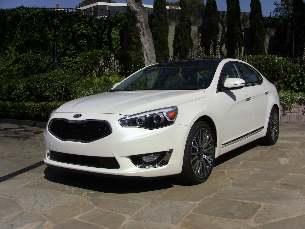 2015 Kia Cadenza 40 Car Hd Wallpaper