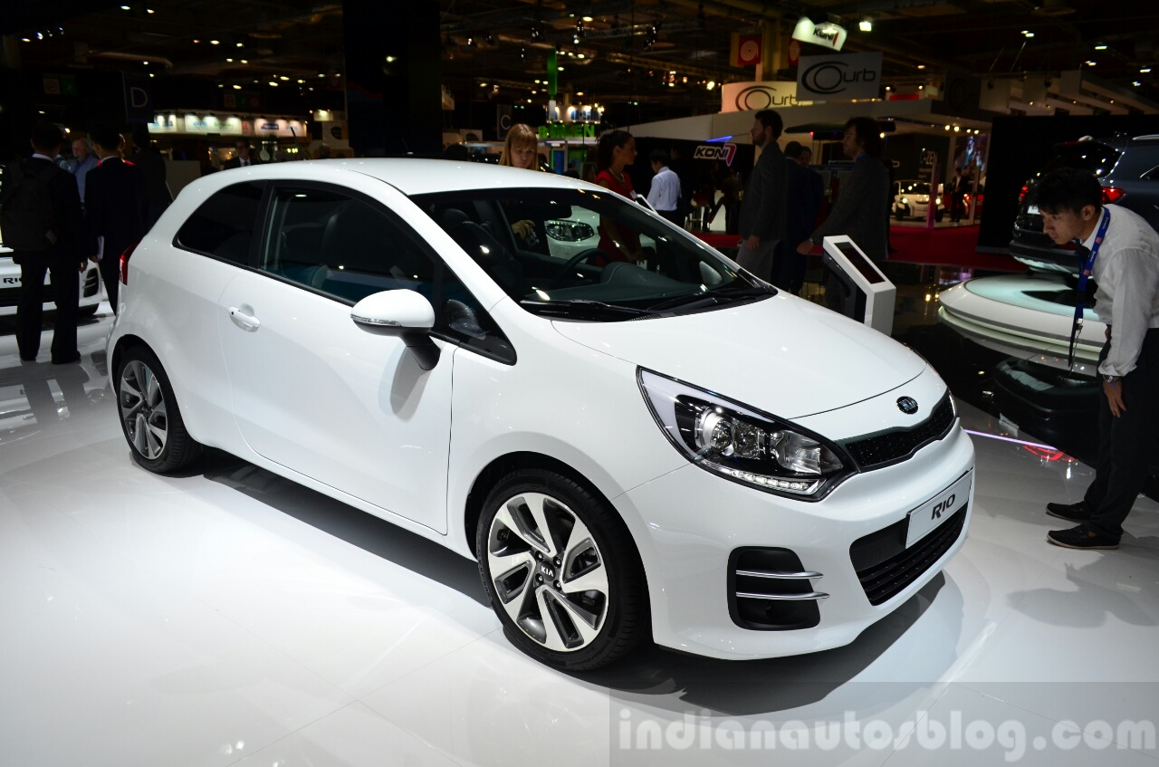 2015 kia rio 12 background wallpaper. Black Bedroom Furniture Sets. Home Design Ideas
