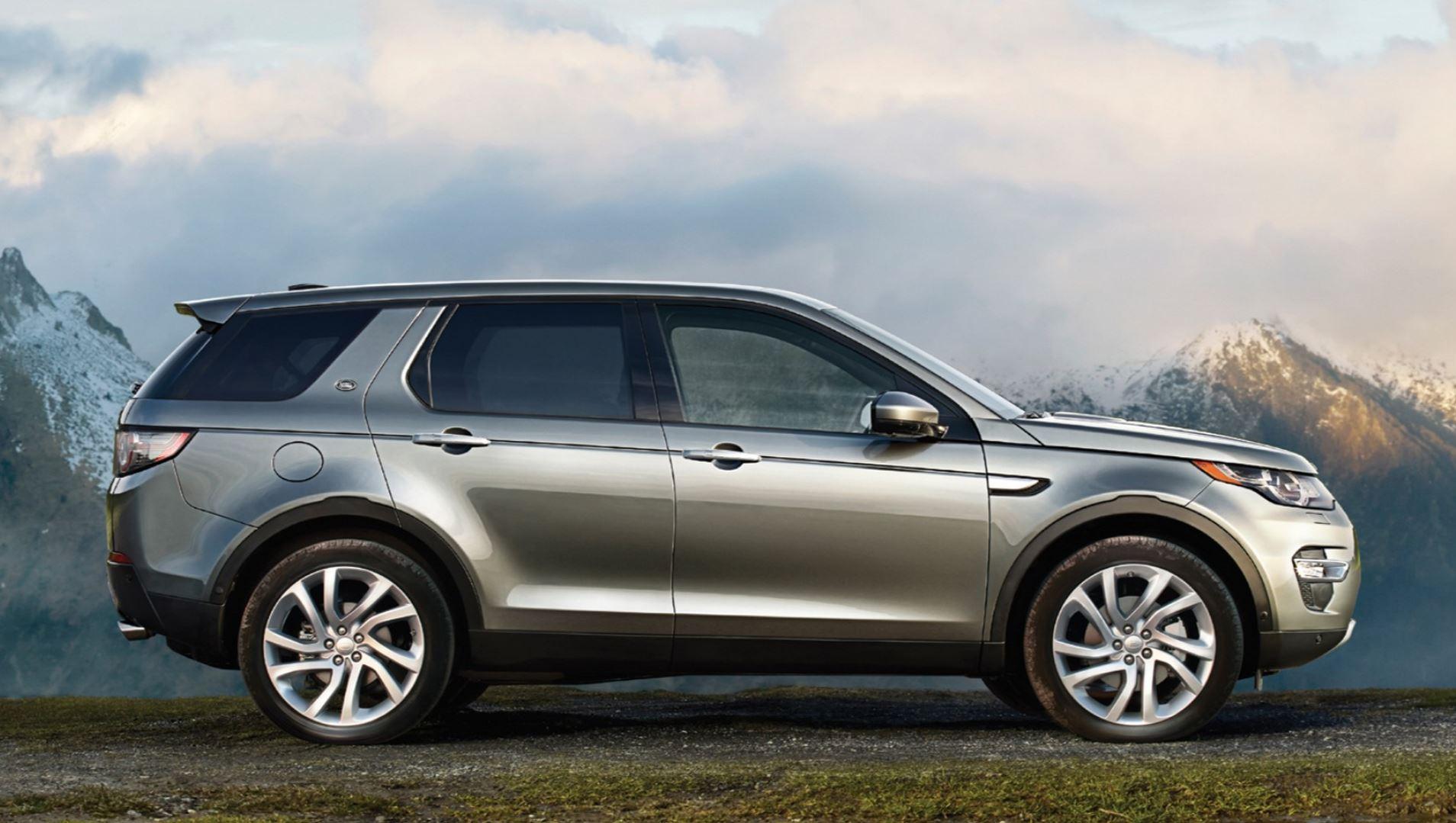 2015 Land Rover Discovery Rover Sport 30 Car Desktop Background