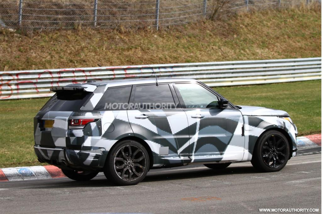 2015 Land Rover Range Rover 20 Car Hd Wallpaper