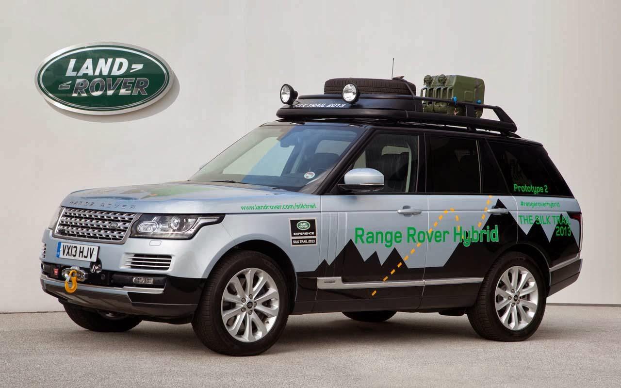 2015 Land Rover Range Rover 42 High Resolution Car Wallpaper